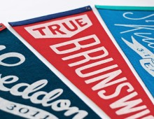 Pennants for Cottage Industry